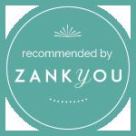 matthew grainger recommended by zankyou