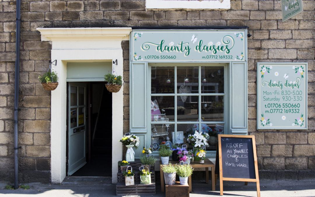 Supplier Spotlight: Dainty Daisies Florist