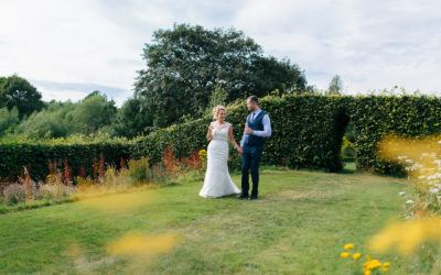 Exclusive Country House Wedding – Melissa & Richard