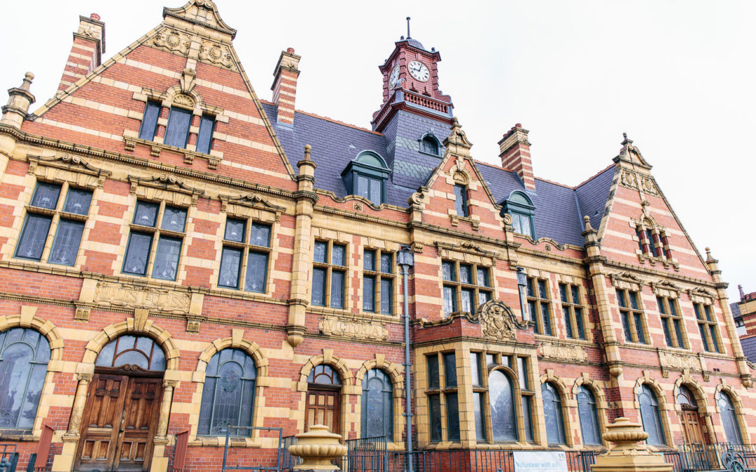 Victoria Baths Manchester Wedding Venue