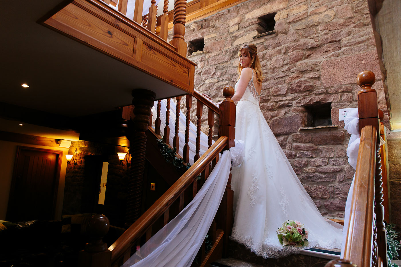 bridal shoot at beeston manor