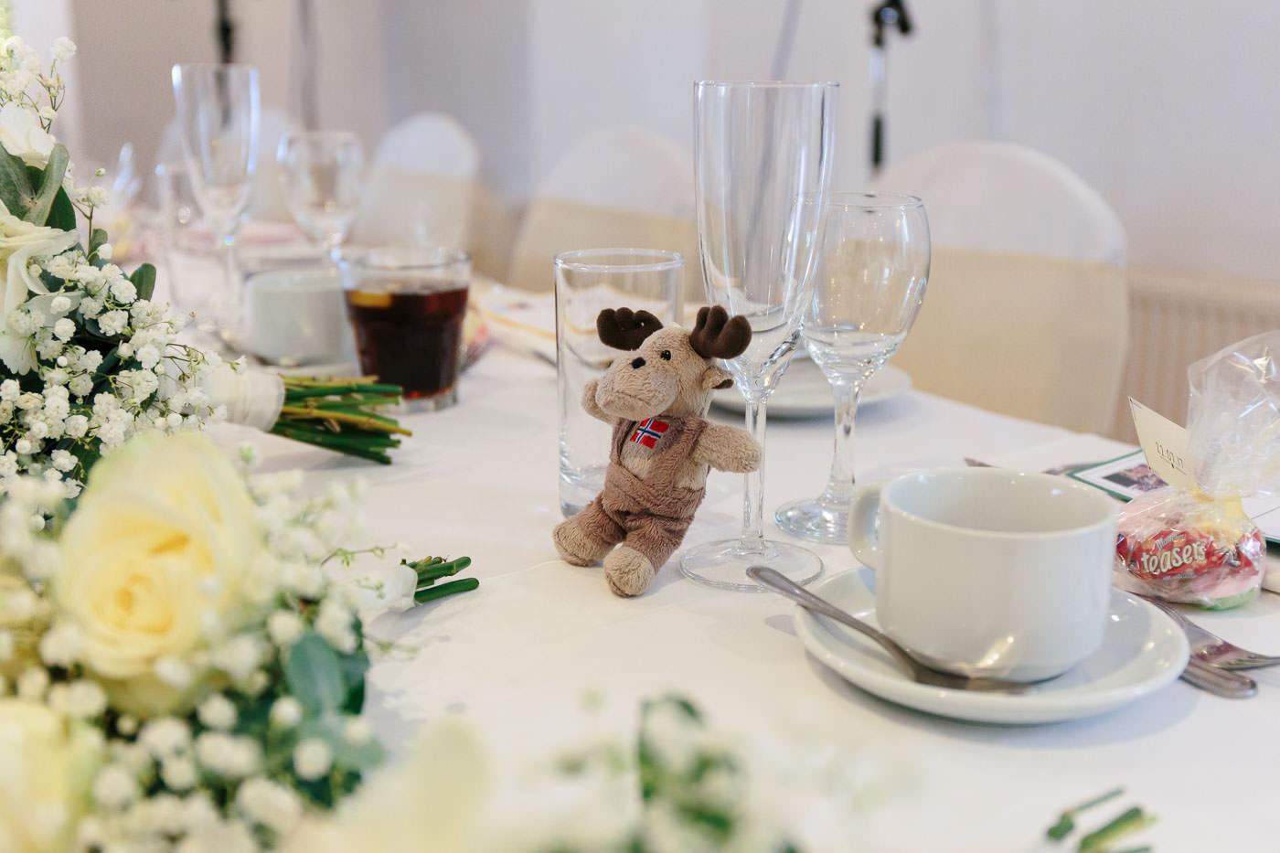 sparth house wedding table