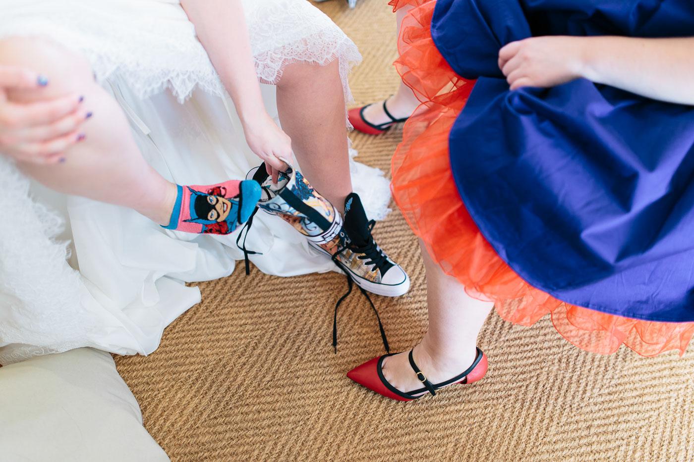 alternative converse wedding shoes