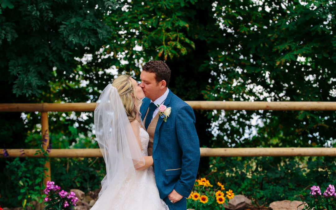 DIY Back Garden Tipi Wedding in Wales – Mark & Catrina