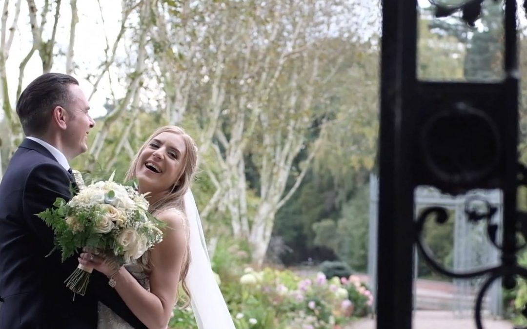 Capesthorne Hall Wedding Film – Jamie & Lana