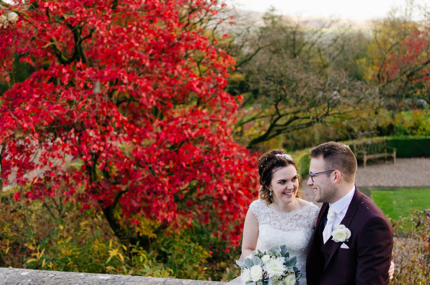 autumn eaves hall wedding