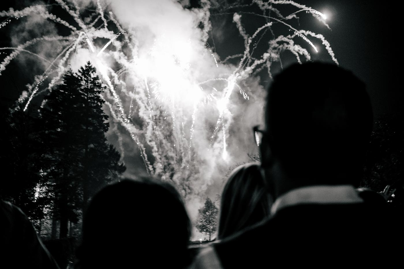 eaves hall fireworks display