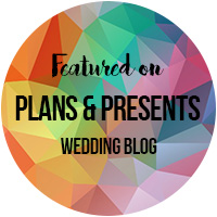 Plans % Presents blog logo