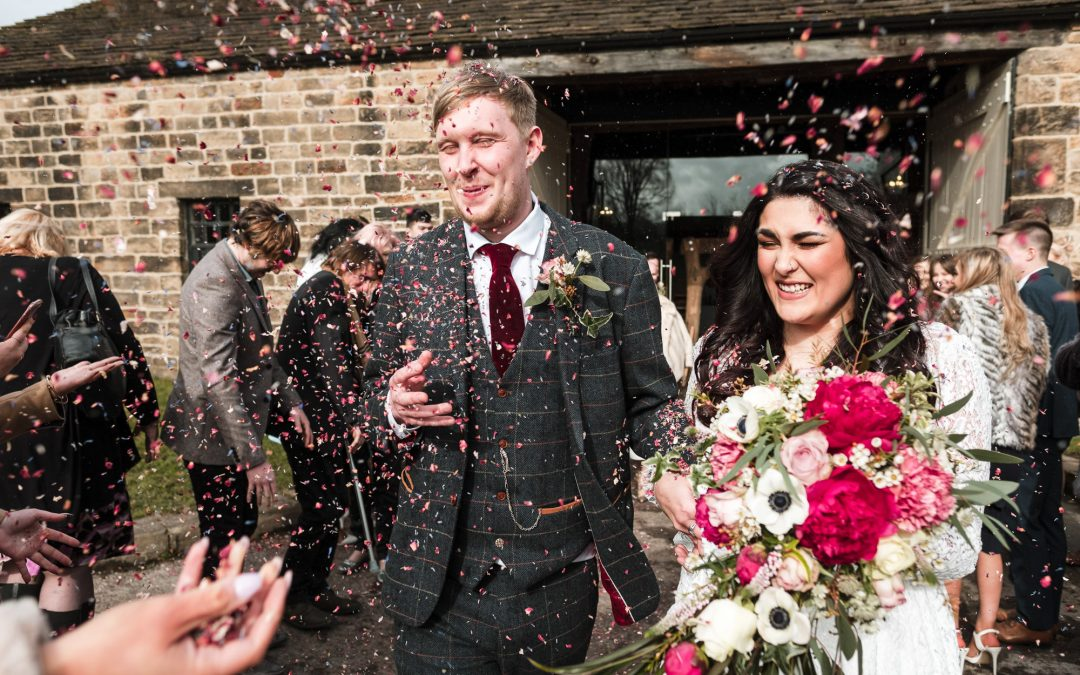 Becki & Will's Game of Thrones Wedding at East Riddlesden Hall