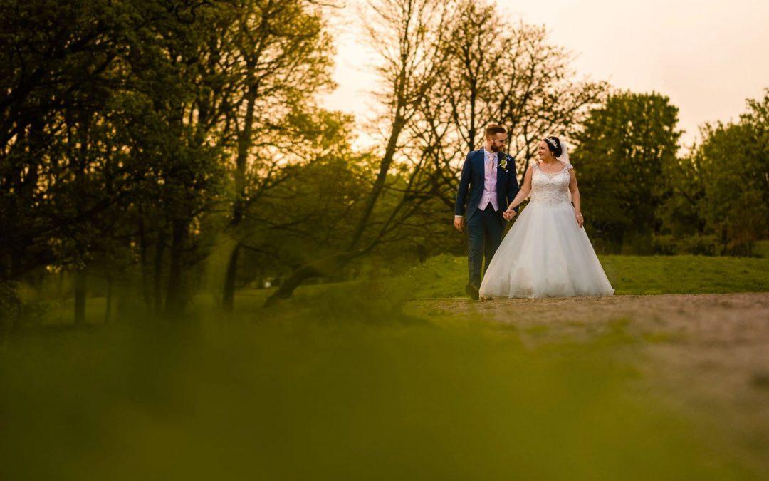 Samantha & Ben – Haigh Hall Hotel Wedding