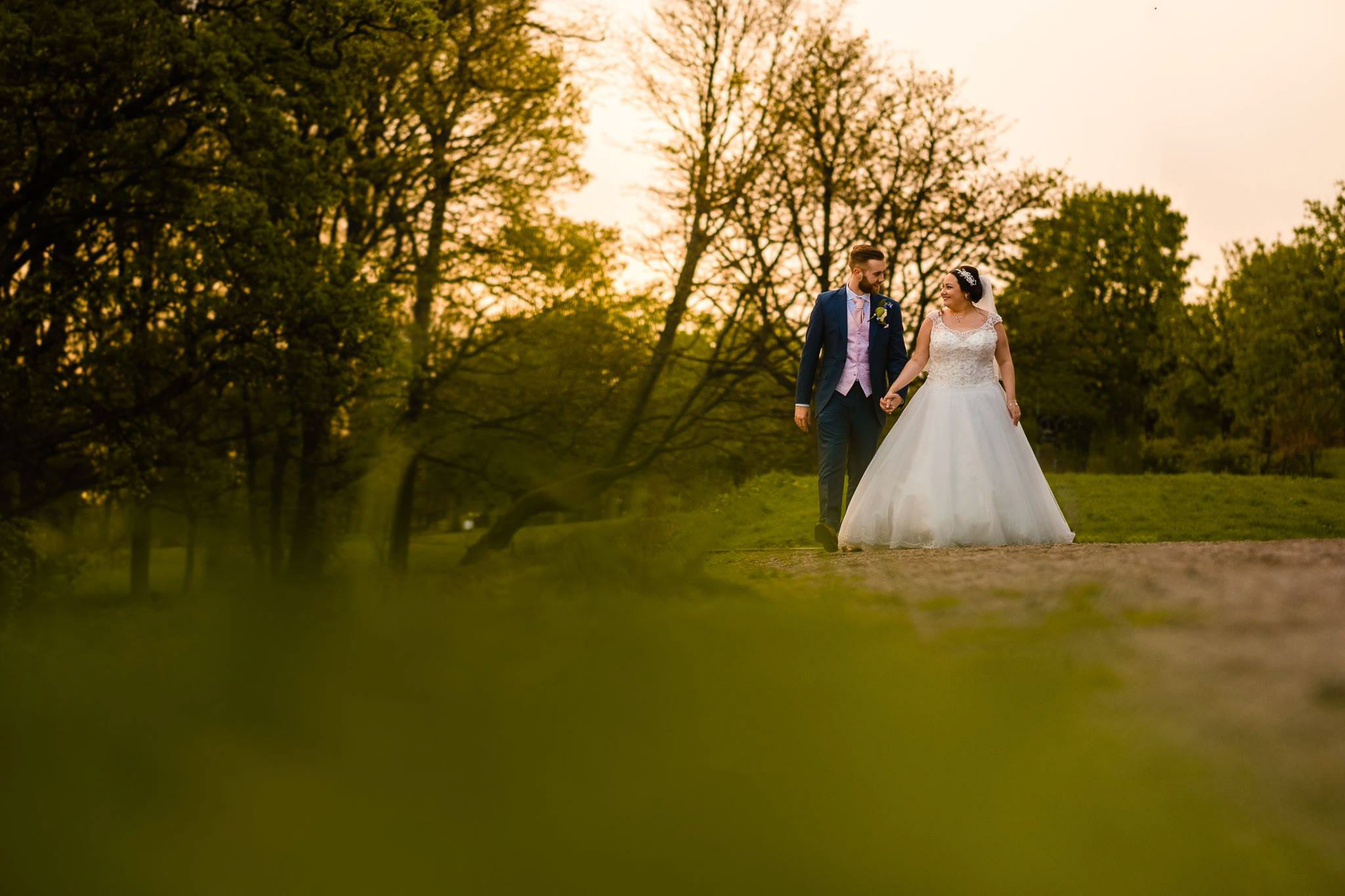 Haigh Hall Hotel Wedding Photography