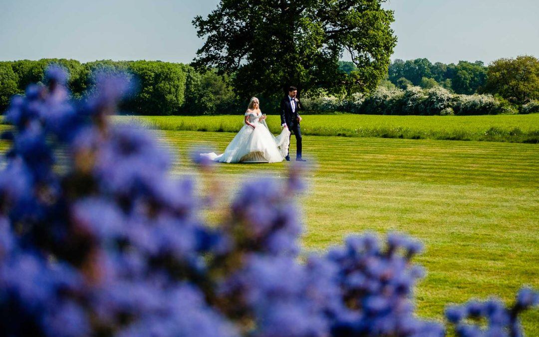 Gia & John's Romantic Spring Wedding at Dorfold Hall
