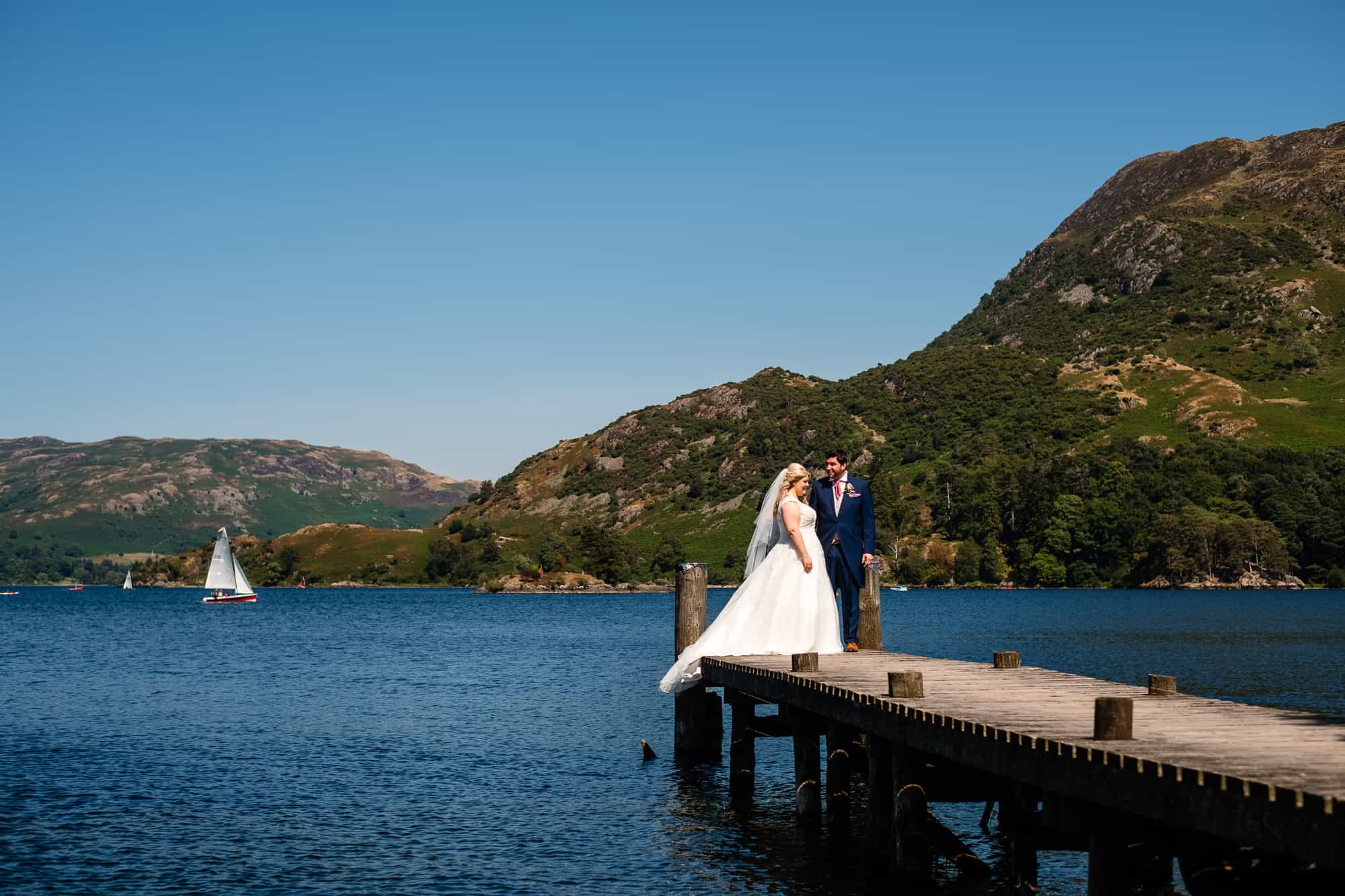 inn on the lake wedding photography