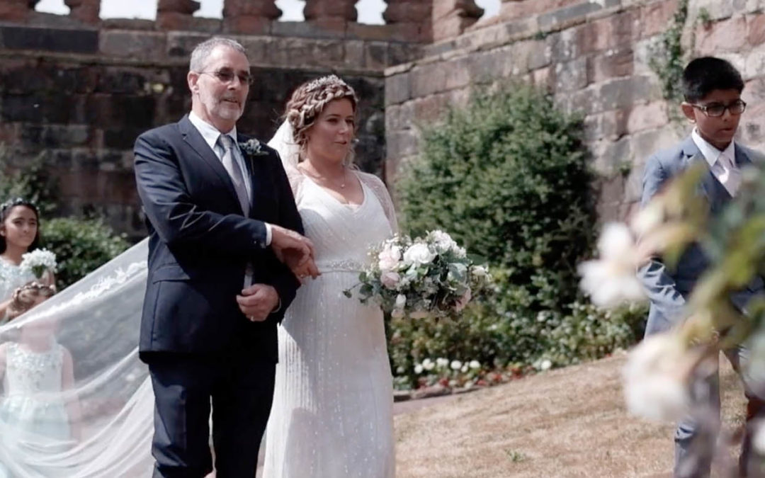Shrewsbury Castle Wedding Videography – Sonia & Ram