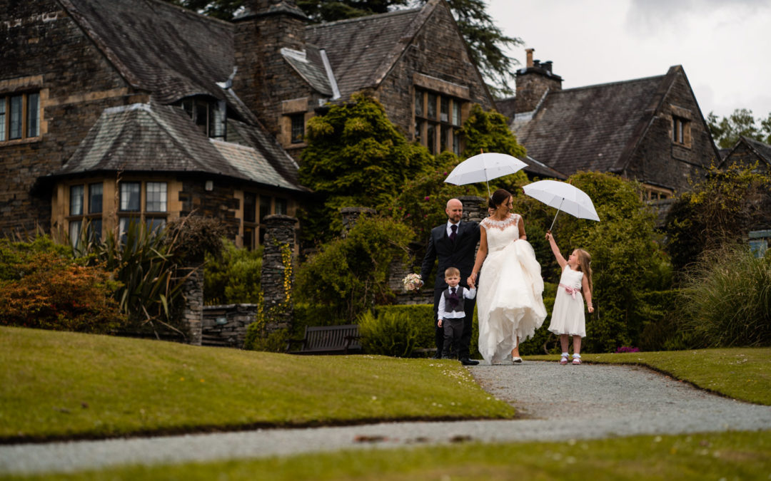 Intimate Lake District Wedding at Cragwood Hotel