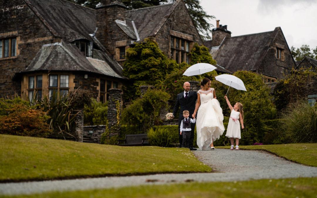 Intimate Lake District Wedding at Cragwood Hotel