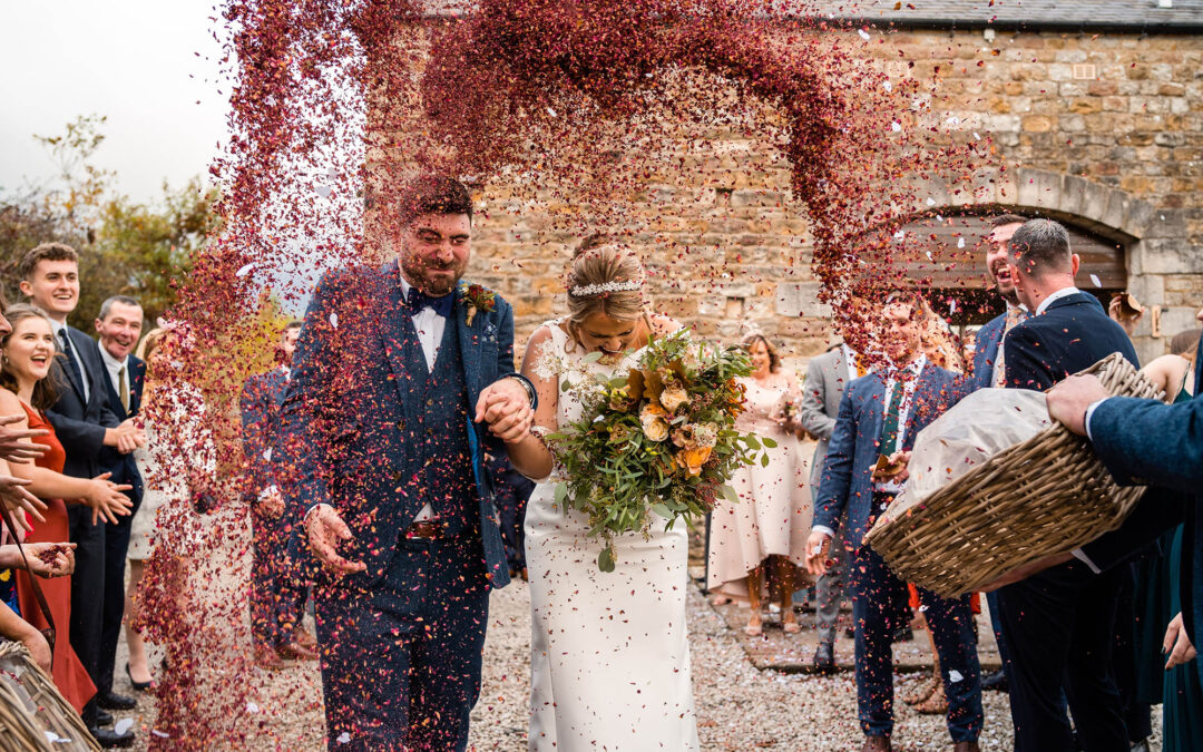 How to get that perfect confetti shot